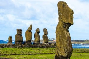 easter island one big many small360
